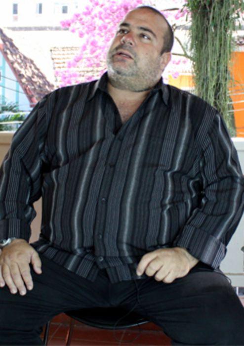 Brazilian actor André Mattos