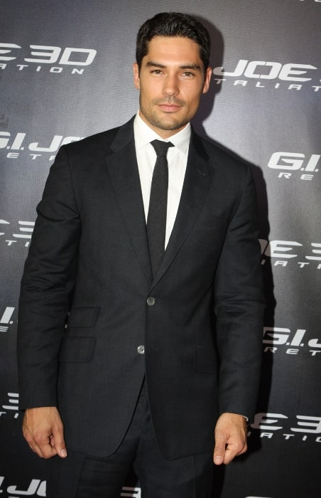 D. J. Cotrona as seen at the Sydney premiere of 'G.I. Joe Retaliation' in March 2013