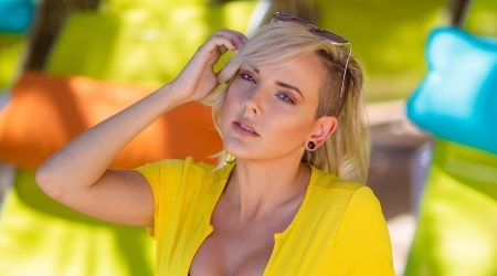Darshelle Stevens Height, Weight, Age, Body Statistics