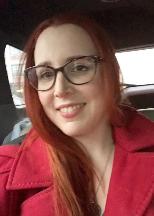 Dylan O'Sullivan Farrow smiling in a selfie in October 2020