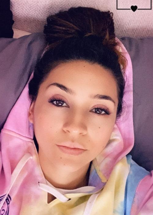 FGTeeV Mom as seen in a selfie that was taken in September 2019