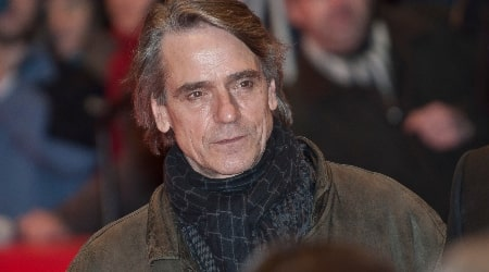 Jeremy Irons Height, Weight, Age, Body Statistics