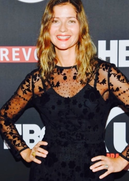 Jill Hennessy as seen in an Instagram Post in September 2016