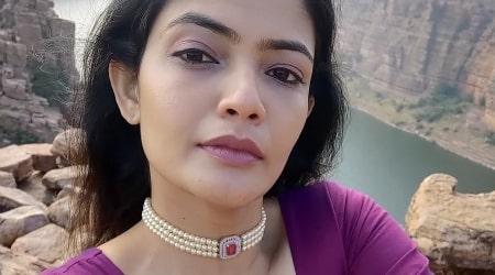 Kalpika Ganesh Height, Weight, Age, Body Statistics