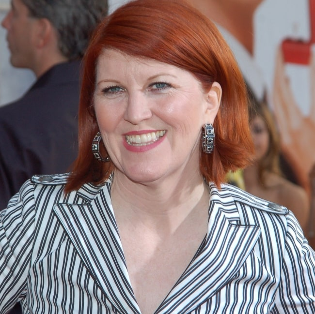 Kate Flannery as seen at the premiere for 'The Proposal' in June 2009