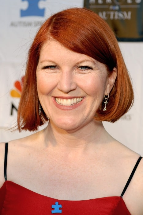 Kate Flannery pictured while attending 'Heroes For Autism' event at Avalon, Hollywood, California on April 19, 2009