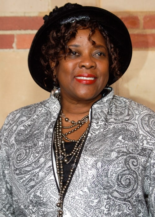 Loretta Devine as seen in a picture that was taken at a performance of The Hot Chocolate Nutcracker in December 2010