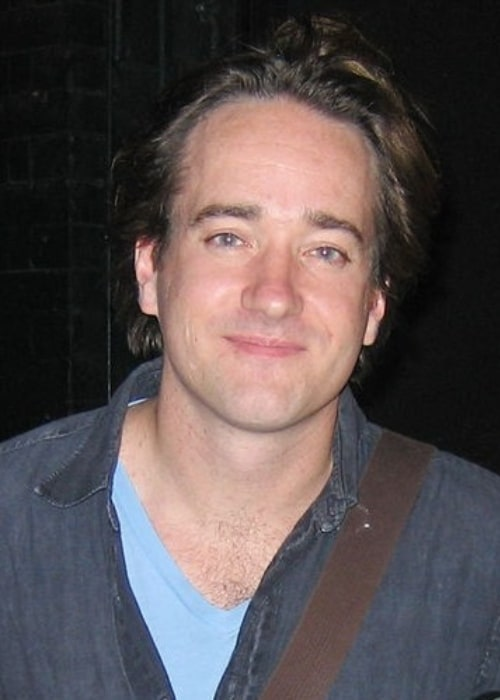 Matthew Macfadyen as seen at the Royal Court Theatre in London after a performance of 'The Pain & the Itch' on July 4, 2007