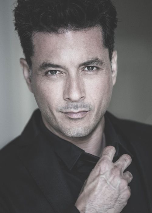 Mexican actor Raúl Méndez
