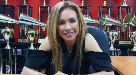 Monica Aldama Height, Weight, Age, Body Statistics