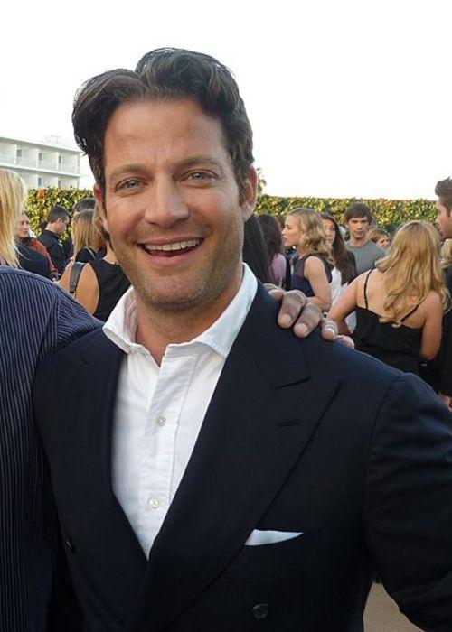 Nate Berkus as seen in 2010