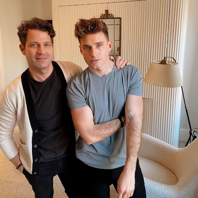 Nate and Jeremiah Brent as seen in 2021