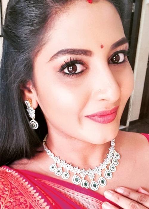 Pallavi Ramisetty as seen in a selfie that was taken in March 2021