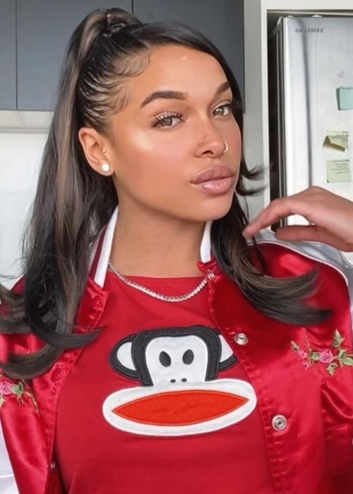 Princess Nokia as seen in an Instagram Post in January 2021
