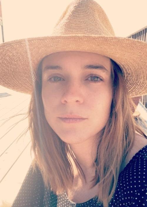 Renée Felice Smith as seen in a selfie that was taken in May 2021