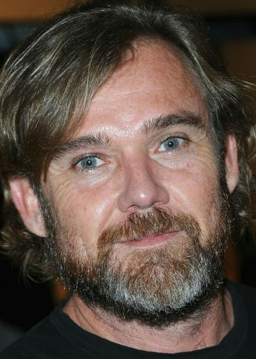Ricky Schroder as seen in an Instagram Post in April 2016