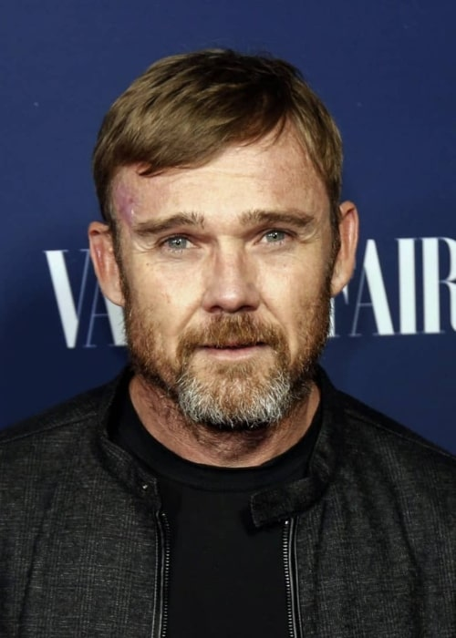 Ricky Schroder as seen in an Instagram Post in May 2017