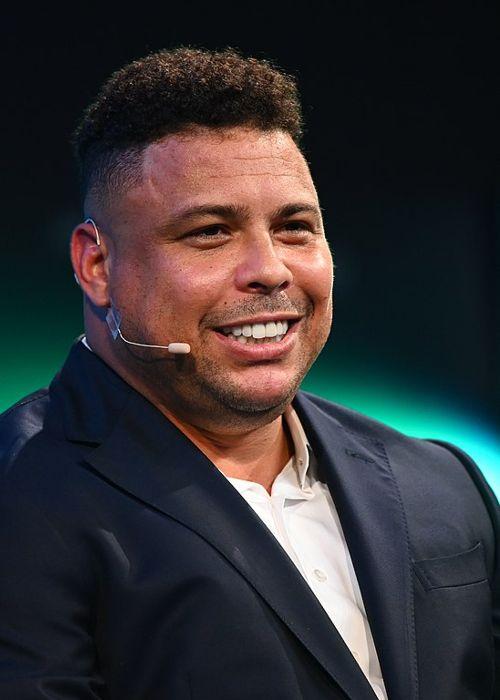 Ronaldo as seen in 2019