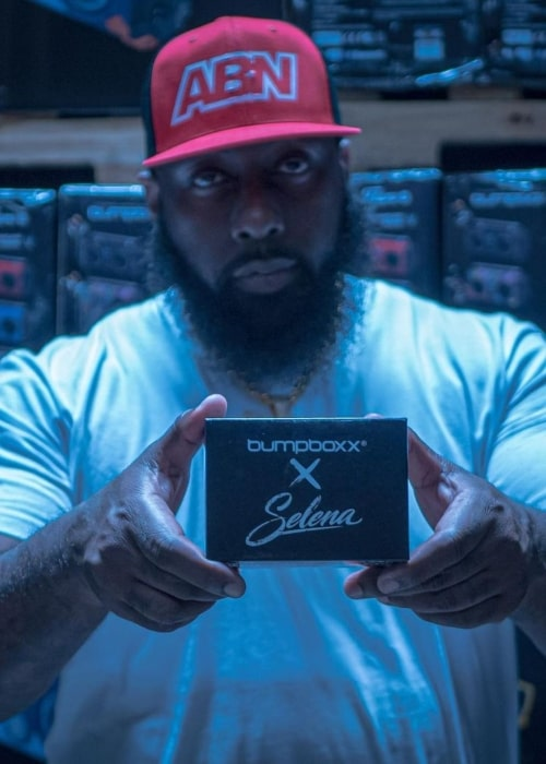 Trae tha Truth as seen in an Instagram Post in April 2021