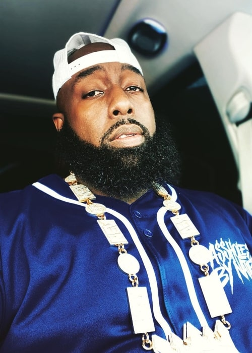 Trae tha Truth as seen in an Instagram Post in February 2021