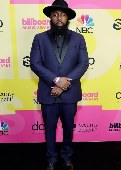Trae tha Truth as seen in an Instagram Post in May 2021
