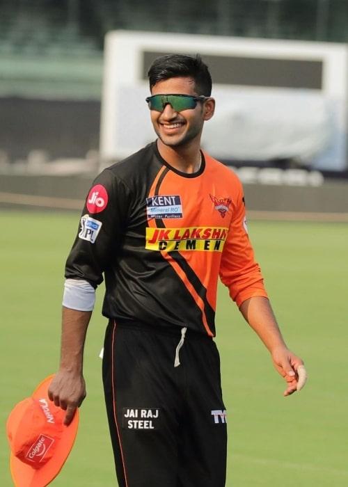 Virat Singh as seen in an Instagram Post in May 2021