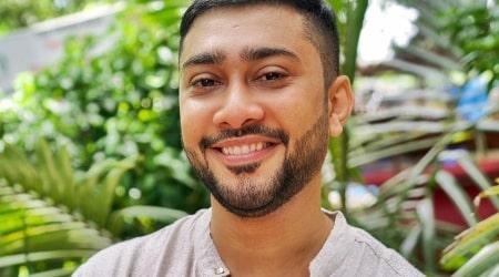 Zaid Darbar Height, Weight, Age, Body Statistics