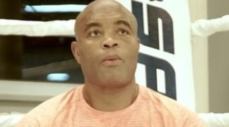 Anderson Silva Height, Weight, Age, Body Statistics