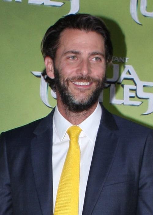 Andrew Form at 'Teenage Mutant Ninja Turtles Special Event' in Sydney, Australia in September 2014