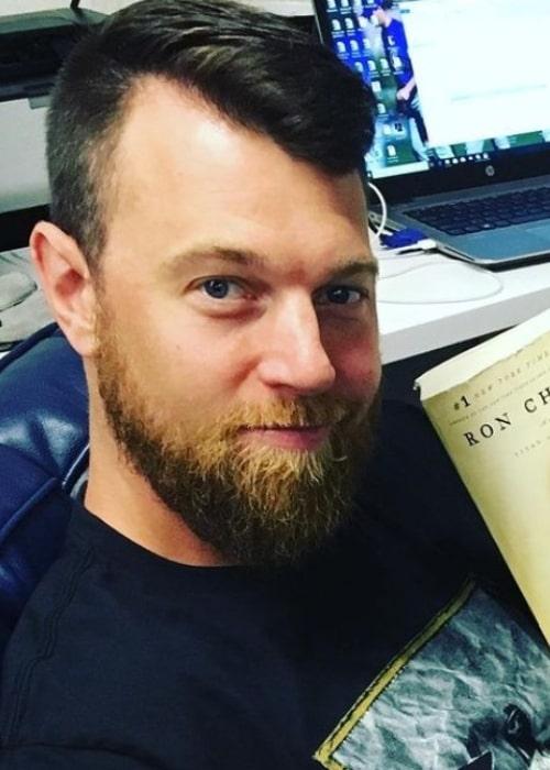 Ben Zobrist as seen in an Instagram Post in June 2018