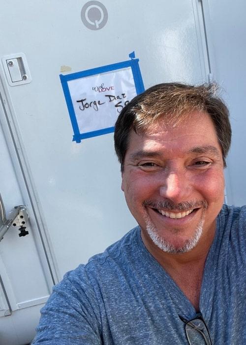 Benito Martinez as seen in a selfie that was taken in June 2021