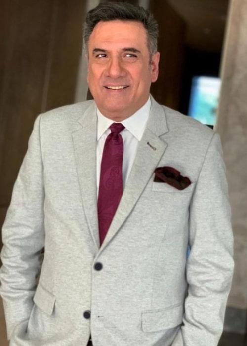 Boman Irani as seen in an Instagram Post in December 2018