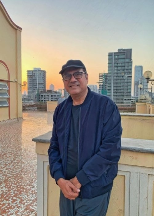 Boman Irani as seen in an Instagram Post in March 2020