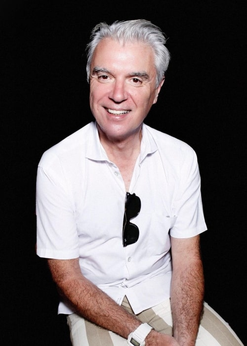 David Byrne as seen in an Instagram Post in April 2019