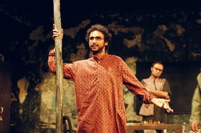 Inaamulhaq as Ivan Kaliayev in Albert Camus's 'The Just Assassins'