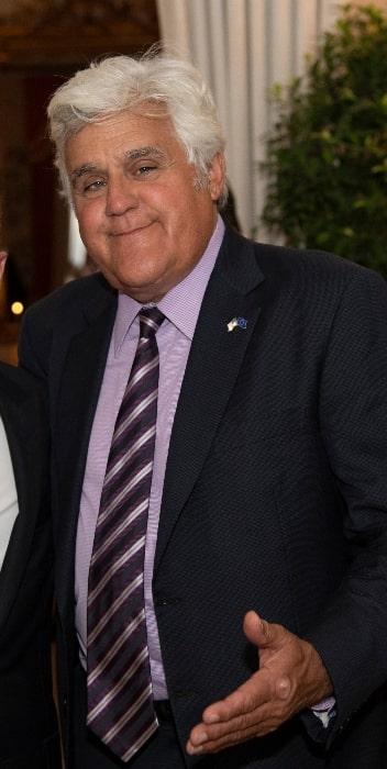 Jay Leno in June 2019
