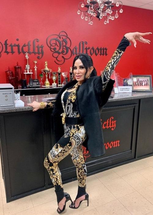 Jen Shah as seen in a picture that was taken in Salt Lake City, Utah in February 2021