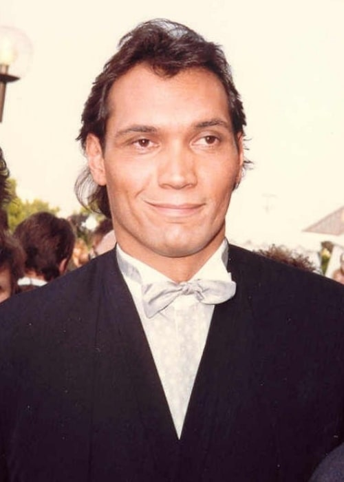 Jimmy Smits as seen on the red carpet at the 39th Annual Emmy Awards