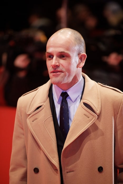 Jonny Lee Miller pictured at Berlinale 2017
