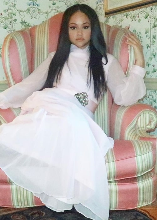 Kat DeLuna as seen in an Instagram Post in April 2021