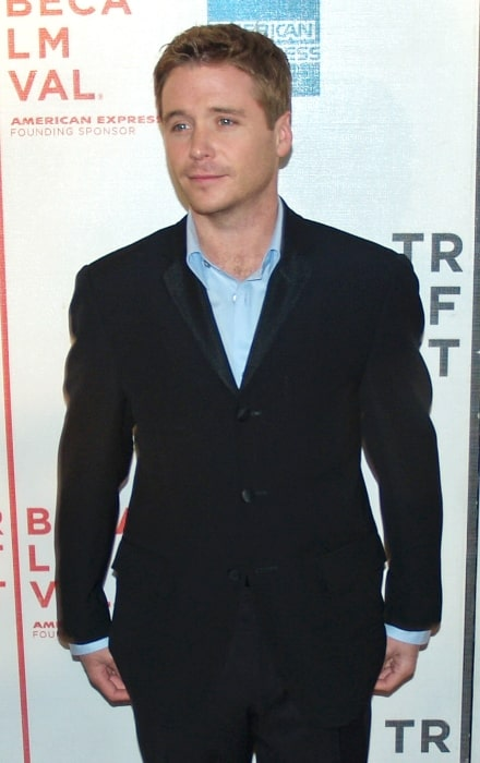 Kevin Connolly as seen during an event
