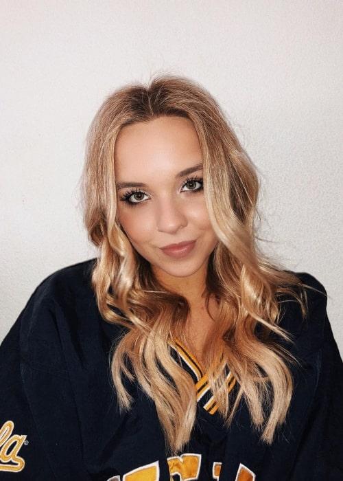 Kylee Renee as seen in a picture that was taken in December 2019