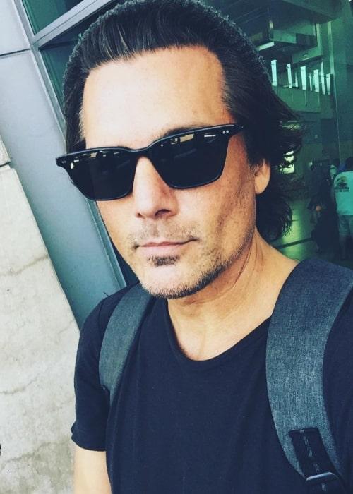 Len Wiseman as seen in an Instagram Post in July 2016