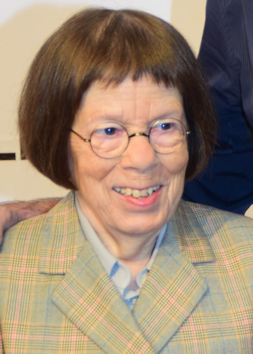 Linda Hunt as seen in a picture that was taken at the NCIS LA Season 7 Premiere as part of Paleyfest Previews in September 2015