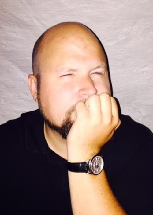 Markus Persson as seen in an Instagram Post in August 2015