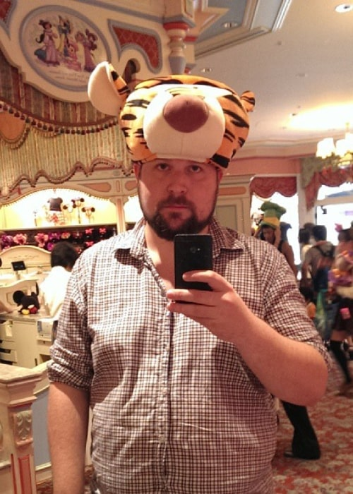 Markus Persson in an Instagram selfie from September 2013