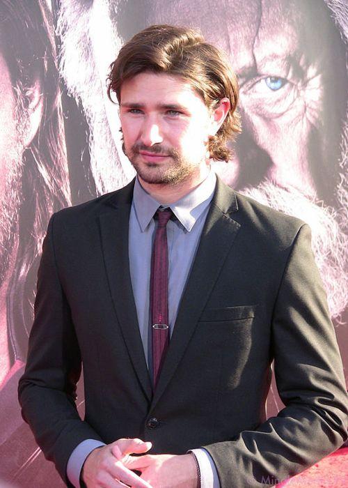 Matt Dallas seen at the premiere of Thor in 2011
