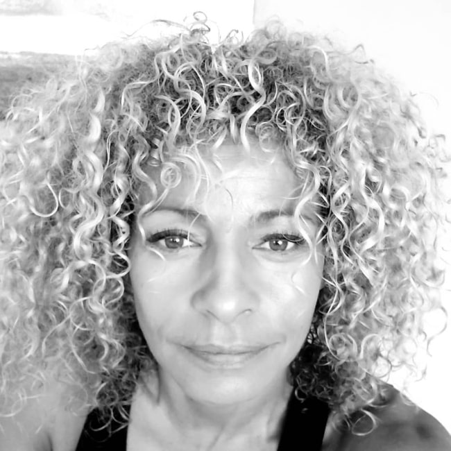 Michelle Hurd in July 2020 sttaing that together we are stronger