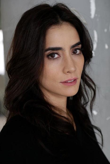 Paola Núñez in October 2017