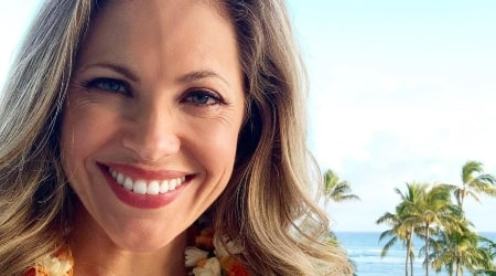 Pascale Hutton Height, Weight, Age, Body Statistics